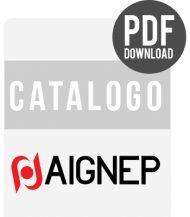 catalogo icona aignep - valvole industriali e raccordi